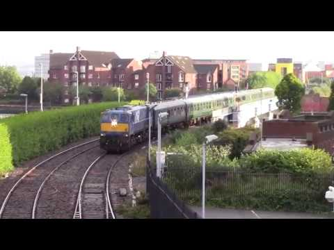 MRSI East Coaster (Goes West) 111 Class Railtour 9/9/17