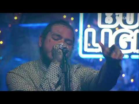 Post Malone - I Fall Apart (LIVE at #DiveBarTour Bud Light)