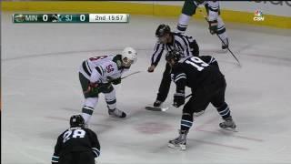 Mirco Mueller vs Minnesota Wild - 01/05/2017