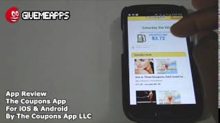 The Coupons App For Ios & Android! Thousands Of Coupons At Your Fingertips!