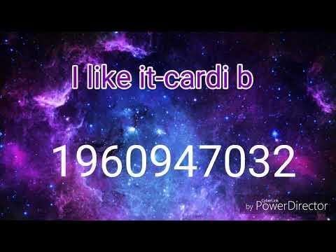 Cardi B Roblox Music Id Code Youtube