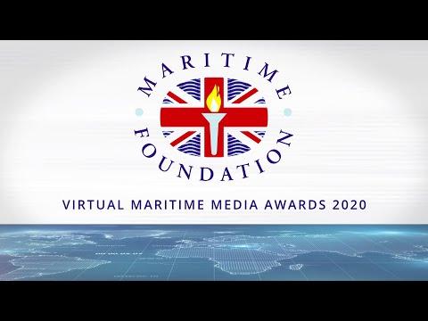 MARITIME MEDIA AWARDS 2020   Virtual Awards