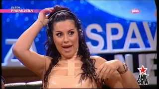 Ami G Show S07 - E29 - Muzicka opstrukcija - Seka Aleksic, Sasa Vidic i Sladja Lekic