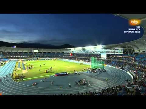 IX IAAF WORLD YOUTH CHAMPIONSHIPS CALI  - DAY 3 - RESUMEN - 2015/07/17