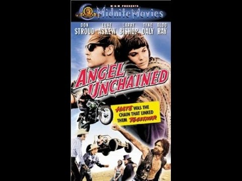 Random Movie Pick - Angel Unchained (1970) Full Movie YouTube Trailer