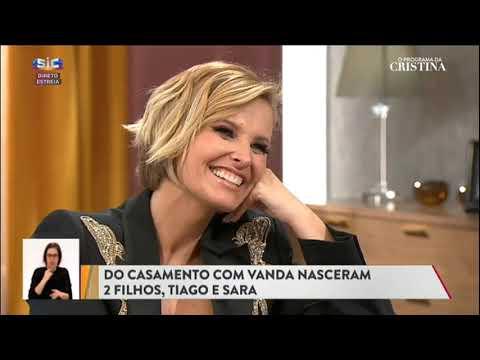 Progama Cristina Luís Filipe Vieira