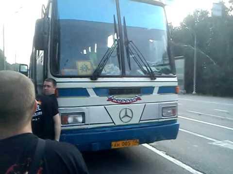 "Ural Steel - Dead Bus in Moscow Pt.1: Ryuu ""Omen Boy"" breaks something else"