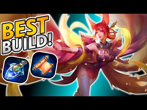 Liliana's NEW Early Game Focused Build is BROKEN! | Arena of Valor