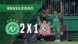 CHAPECOENSE 2 X 1 CORINTHIANS - GOLS - 12/08 - BRASILEIRÃO 2018