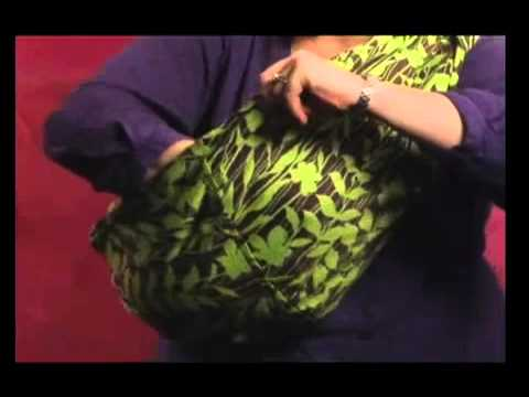 4cd833388e8 Putting your baby in the Rockin  Baby Pouch! - YouTube