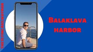 Балаклавская бухта Прогулка Рыбалка Balaklava harbor