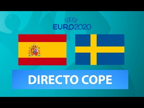 (SOLO AUDIO) Directo del España 0-0 Suecia en Tiempo de Juego COPE