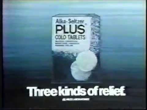 Alka Seltzer Plus Cold Tablets