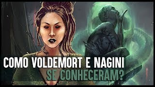 Download Video COMO VOLDEMORT CONHECEU NAGINI? MP3 3GP MP4