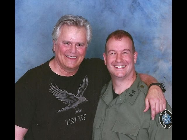 The MacGyver Podcast Ep 13: I Met Richard Dean Anderson!!