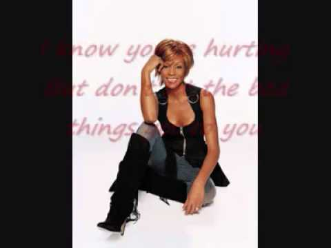 whitney houston step by step with lyrics -...
