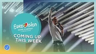 Coming up this week: Eurovision selections from 2 to 8 February