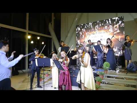 Expression Music Academy Violin Ensemble Performance