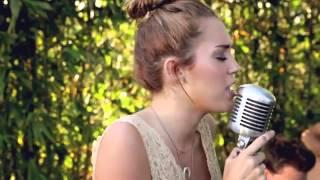 Miley Cyrus - The Backyard Sessions - -Jolene-