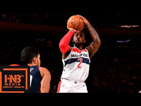 New York Knicks vs Washington Wizards Full Game Highlights | 12.03.2018, NBA Season