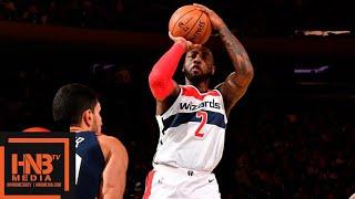 New York Knicks vs Washington Wizards Full Game Highlights   12.03.2018, NBA Season
