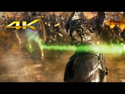 The Story of Steppenwolf  Justice League 4k SDR