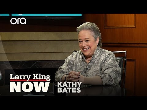 Oscar Winner Kathy Bates On 'AHS: Hotel', Lady Gaga & Gender Inequality