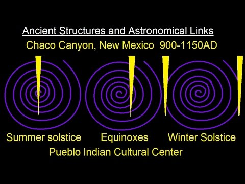 Astronomy - Ch. 4: History of Astronomy (5 of 16) Ancient Structures: Chaco Canyon, New Mexico