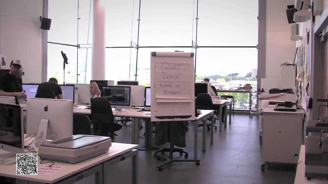 Motion Graphics Animation At Huddersfield University