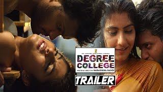 Degree College LATEST TRAILER | Varun | Divya | 2019 Latest Telugu Movie Trailers | IndiaGlitz