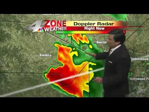 6pm severe weather update 5 27 News4 San Antonio