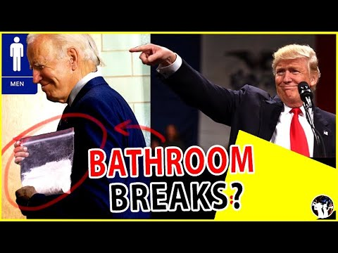 Biden Refuses Test, Requests A Break Every 30 Minutes???