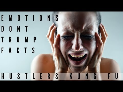How to START a BUSINESS in 2018 EMOTIONS don't TRUMP FACTS the Truth will Make you Rich