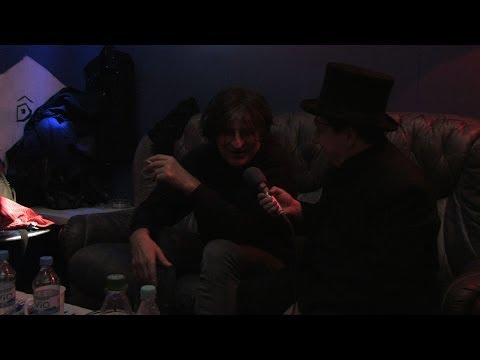 The Chameleons - Interview with Mark Burgess - Crazy Clip TV 247