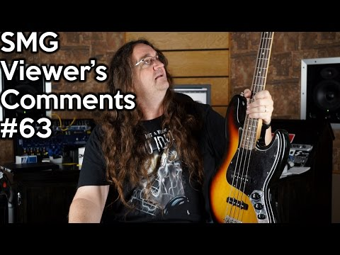 Download Youtube: SMG Viewer's Comments #63 - GOOD cheap basses & where to find them