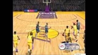 NBA Live 2002 Xbox Gameplay_2001_10_16_1