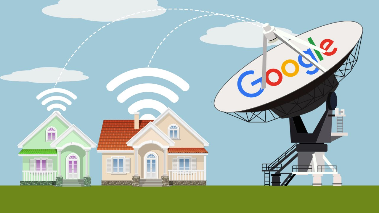 Google developing wireless home internet so you can cancel for Internet house