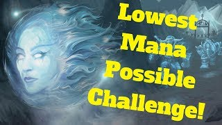 YES Shaman! Lowest Mana Deck Possible! [Hearthstone Challenge]