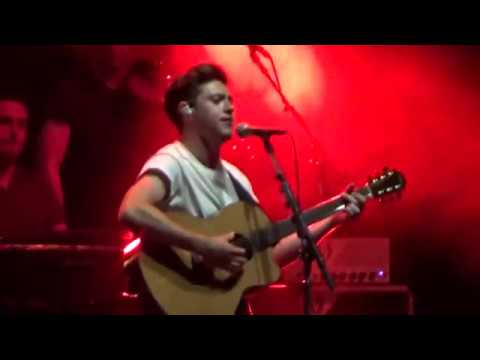 PAPER HOUSES - Niall Horan live in Paris - 18/04/2018