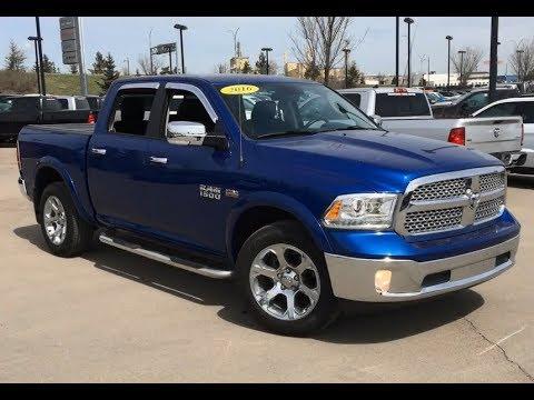 2016 Ram 1500 Laramie 4x4 Tonneau Cover Edmonton Alberta