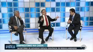 Sec. Merlong Solano - Jornal do Piauí - 15.03.18