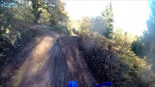 Coney Green Enduro Winter Series Rd 1 18-11-18 1st Lap Clubmen