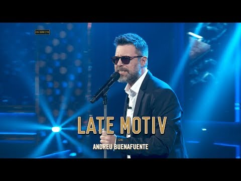 """LATE MOTIV  Quequé y la Banda de Late Motiv """"Este es un Loco Mundo""""  #LateMotiv443"""