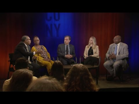 CUNY Forum: Elections 2016: High Stakes, High Anxiety