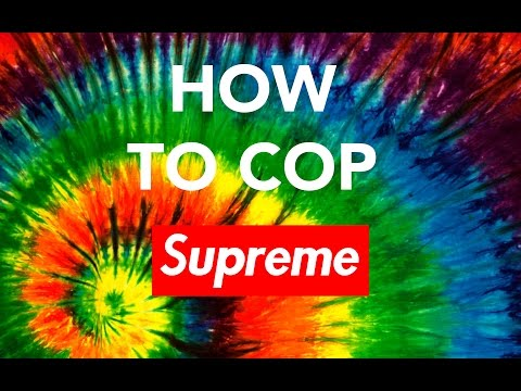 HOW TO BUY SUPREME ONLINE - BOGO EDITION