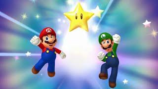 Mario Party 10 - Mario vs Luigi vs Peach vs Daisy - Mushroom Park