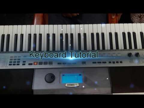 Nokki Nokki Nokki Ninnu keyboard tutorial