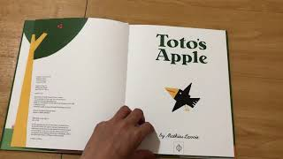 Gambar cover Toto's Apple  By Mathieu Lavoie