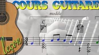 2 min pour comprendre LES MARCHES HARMONIQUES - Cours de Guitare
