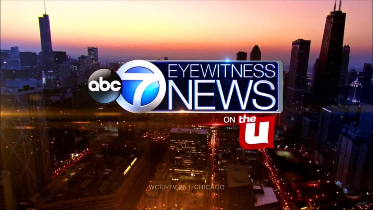 Wciu tv 700pm open 2017 abc 7 eyewitness news on the u new wciu tv 700pm open 2017 abc 7 eyewitness news on the u new logo sciox Image collections